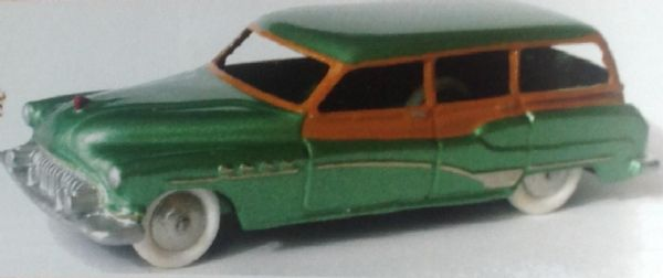 CLUB DINKY FRANCE MODEL No. CDF58 ROADMASTER ESTATE WAGON